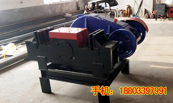 650型废钢筋切粒机