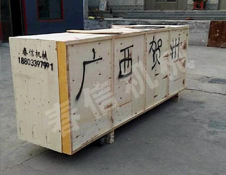 广西贺州钢管调直机